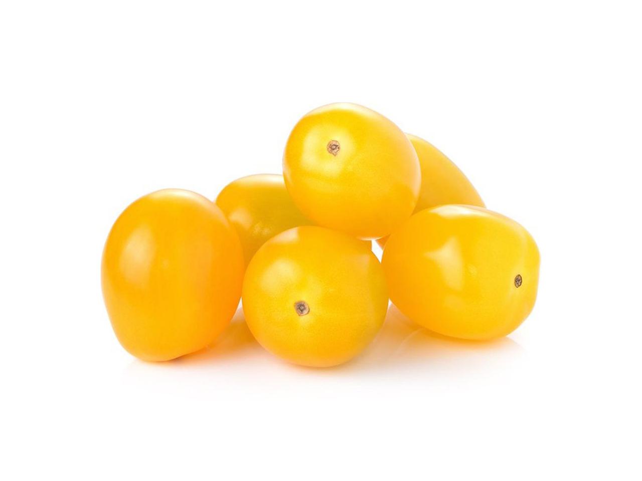 Tomate grape amarillo